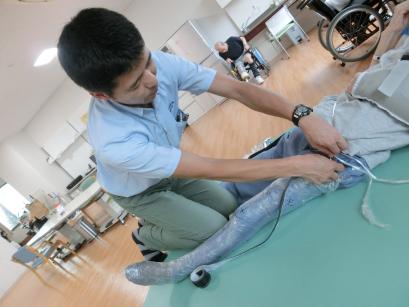 義肢装具作成・調整