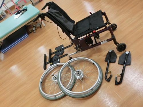 車椅子選定・シーティング